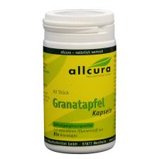 Granatapfel bio (60 Kapseln)