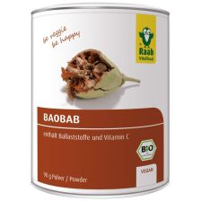 Bio Baobab Pulver (90g)