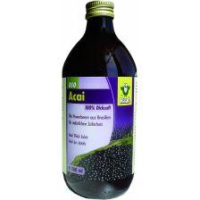 Acai-Dicksaft bio (500ml)