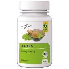 Bio Matcha Grüntee (60 Kapseln)