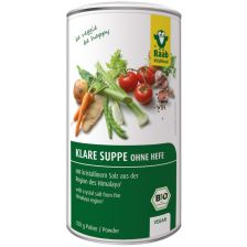 Bio Clear Soup without yeast (350g)