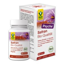 Bio Safran - Acerola (60 Kapseln)