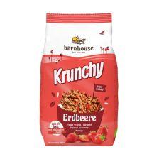 Krunchy Erdbeere bio (375g)