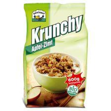 Krunchy Apfel-Zimt bio (600g)