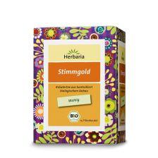 Stimmgold Tee bio (15 Beutel)