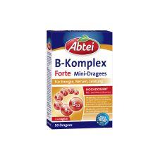 Vitamin B Komplex Forte (50 Dragees)