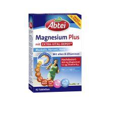Magnesium Plus mit Extra-Vital-Depot (42 Tabletten)