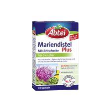 Mariendistelöl Plus Artischocke mit Vitamin E (30 Kapseln)
