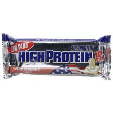 40% Low Carb High Protein Bar - 20 x 100g - Erdbeere - MHD 31.12.2018