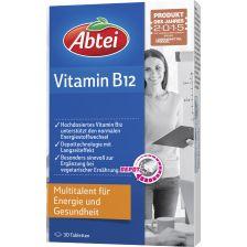 Vitamin B 12 Depot (30 Tabletten) 爱普泰维生素B12 增强免疫力营养片, 30片