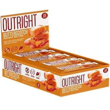 Outright Bar - 12x60g - Butterscotch Peanut Butter