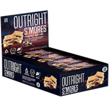 Outright Bar - 12x60g - S'Mores Peanut Butter