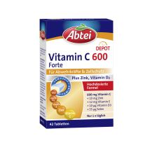 Vitamin C 600 Forte Plus (42 Tabletten)