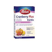 Cranberry + Kürbis Plus Femina (30 Kapseln)