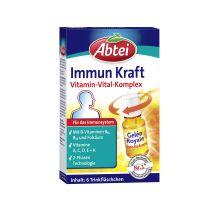 Immun Kraft Vitamin-Vital-Komplex (6x11ml Ampullen)