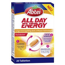All Day Energy (20 Tabletten)