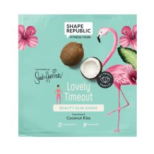 Beauty Slim Shake Coconut Kiss »Lovely Timeout« to go (30g)