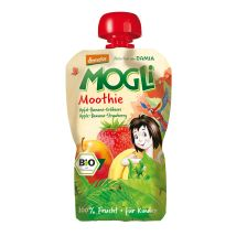 Mogli Moothie - 100g - Erdbeere-Apfel-Banane