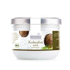 Kokosfett mild gedämpft bio (400ml)