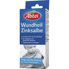 Wundheil Zinksalbe (75ml) Abtei 爱普泰婴幼儿伤口护理锌软膏75ml