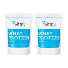 2 x Whey Protein Essentials (2x1000g)