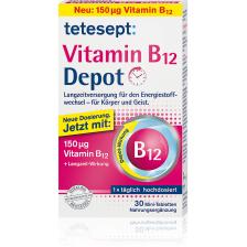 Vitamin B12 Depot (30 Tabletten)