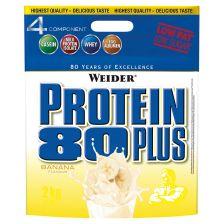 Protein 80 Plus - 2000g - Banane