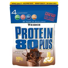 Protein 80 Plus - 500g - Brownie Double Chocolate