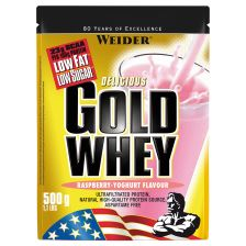 Gold Whey Protein - 500g - Himbeere-Joghurt