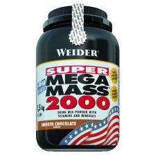 Mega Mass 2000 - 1500g - Milchschokolade