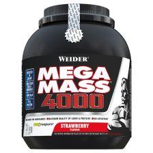 Mega Mass 4000 - 3000g - Erdbeere