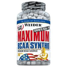 Maximum BCAA Syntho (240 caps)