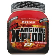 Arginine X Plode Exotic Fruit (500g)