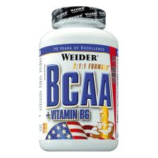 BCAA Optimized Formular (130 Tabletten)