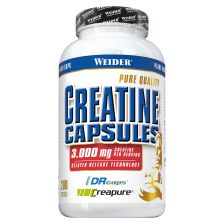 Pure Creatine Capsules (200 caps)