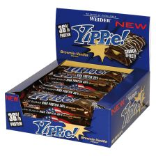 YIPPIE! Bar - 12x70g - Chocolate Lava