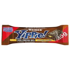 YIPPIE! Bar - 12x45g - Brownie Vanilla