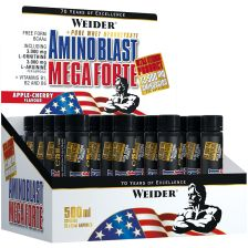 Amino Blast Mega Forte - 20x25ml - Apple-Cherry
