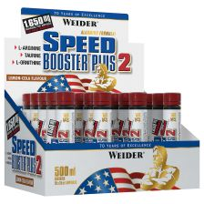 Speed Booster Plus 2 Citrus-Cola (20x25ml)