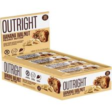 Outright Bar - 12x60g - Banana Walnut Peanut Butter