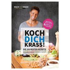 Koch dich krass - Kochbuch