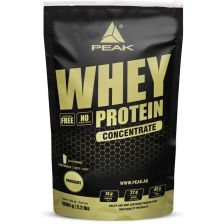 Whey Protein Concentrate Blueberry-Vanilla (1000g)