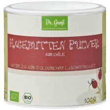 Hagebutten Pulver Bio (100g)