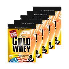 5 x Gold Whey Protein (5x500g)