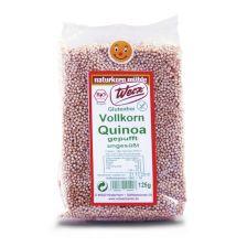 Quinoa Vollkorn-Pops ungesüßt bio (125g)