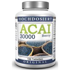 Acai Beere 30000mg (150 Tabletten)