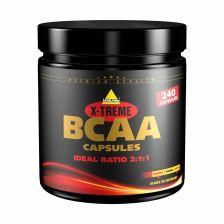 X-TREME BCAA Capsules (240 capsules)