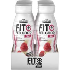 Fit + Feelgood Slim - 8x312ml - Himbeer Vanilla