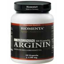 L-Arginin (320 Kapseln)