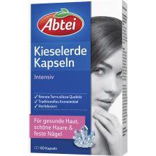 爱普泰 二氧化硅强化胶囊  护肤护甲护发 强健发质 (60片)Kieselerde Intensiv (60 Kapseln)